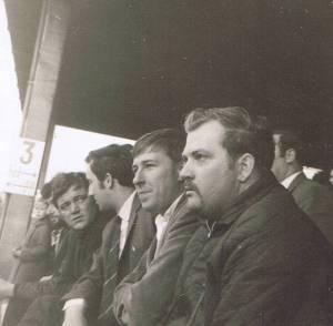 Croke Park: O'Connell, McAuliffe, Barrett, Brian Bright.