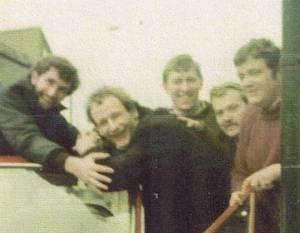 Malone, PJE, Barrett, Bright, O'Connell.