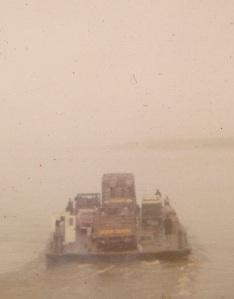 Zambezi Ferry to Mopeia