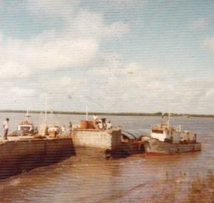 River Harbour - Quelimane