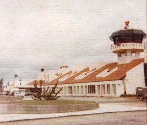 Moz74Quelimane Airport
