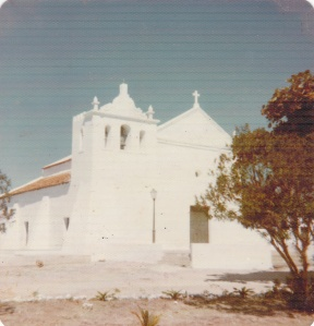 Ibo Catholic Church - 1974.