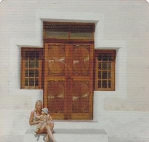Pterocarpus angolensis doors.