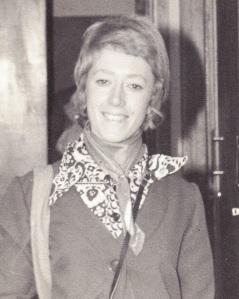 Sheila Jean (nee Maling) Simkin