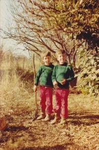 Twins - Chris & Andy Maling