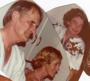 Denton Brown, Sheila and Ollie