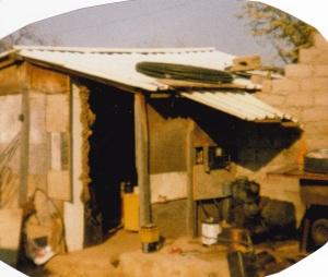 shutterboard kitchen shack