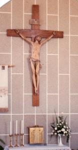 St Vincent's cross