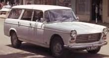 Peugeot SW1