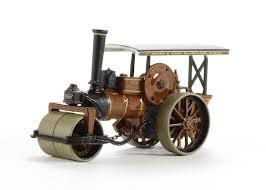 Fowler Steam Roller