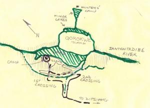 Qorokwe Lagoon