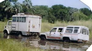 Swamp vehicles Mog1