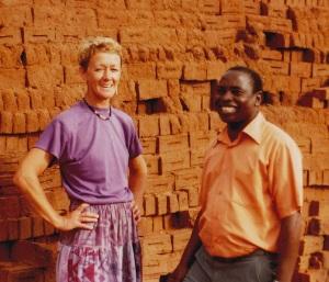 Sheila Earle & William Bondwe