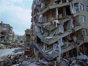 Turkey izmit quake 1999