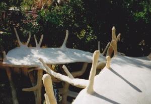Lars Tree braai platform
