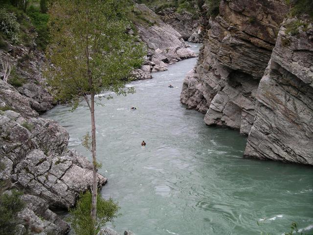 Kawarau river