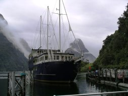 Milford ship
