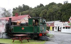 Shantitown train