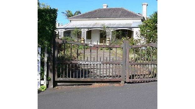 Hulme Court, Parnell Auckland