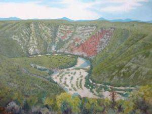 Kougarivier painting