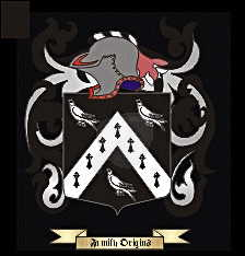 Temple coat-of-arms