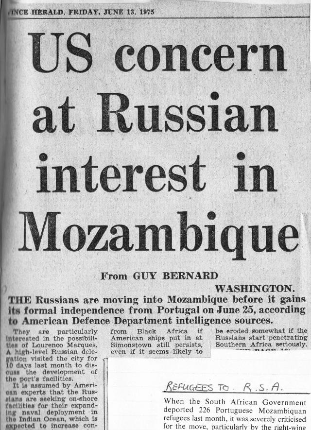 Moz -US concern